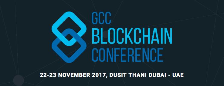 GCC Blockchain Conference