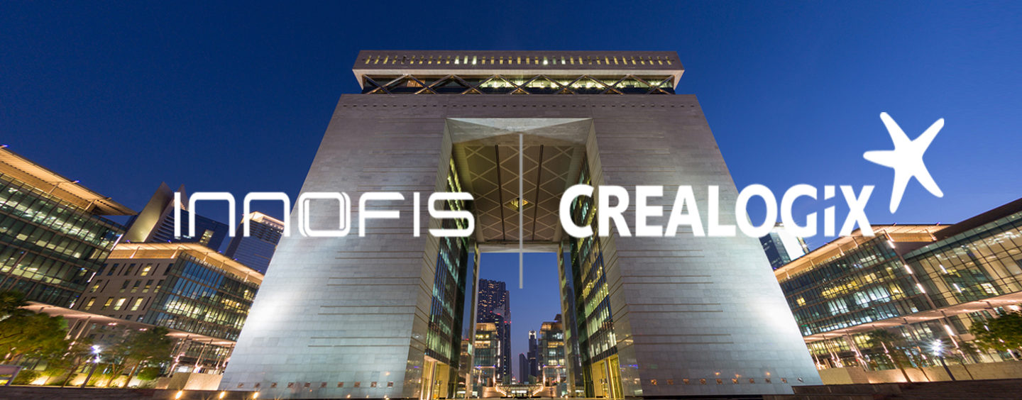 The Gateway into the Middle East – CREALOGIX acquires Innofis