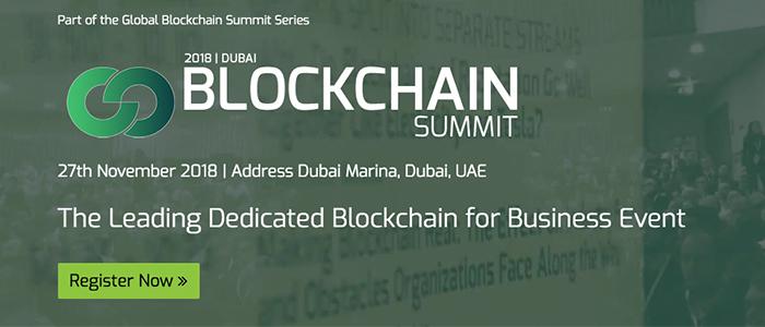 blockchain summit 2018