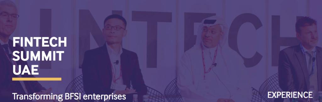 Fintech Summit UAE 2018