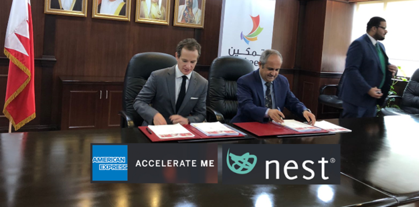 First FinTech Corporate Accelerator Programme with American Express in Bahrain