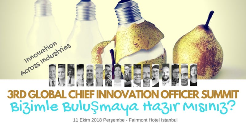 3rd Global Chief Innovation Officer Summit