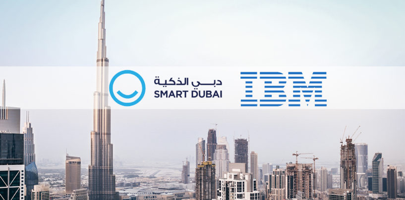 Smart Dubai and IBM to Offer First Government-Endorsed Blockchain Platform