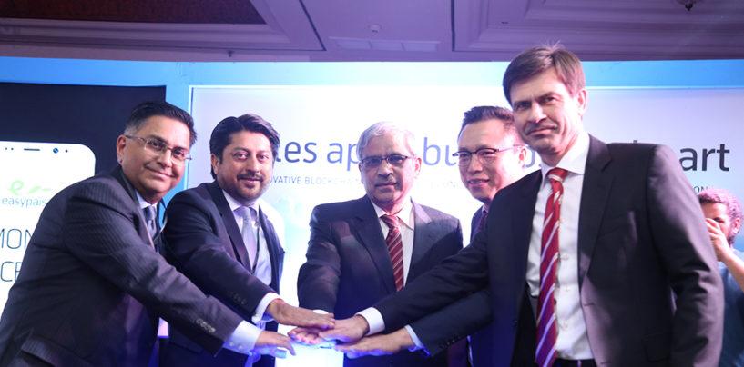 Telenor Microfinance Bank Embraces Alipay's Blockchain Tech for Remittance