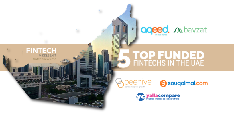 5 of The Best Funded Startups in The UAE Right Now