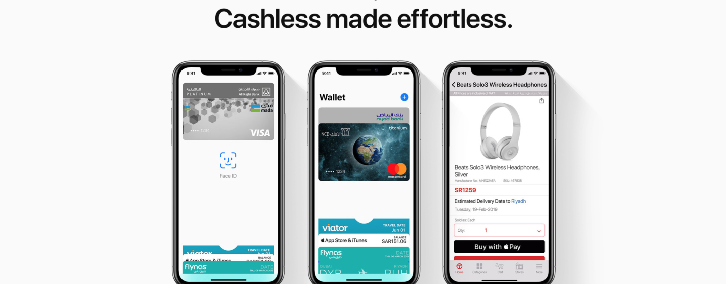 Apple Pay Targets Middle East Markets Starting with Saudi Arabia