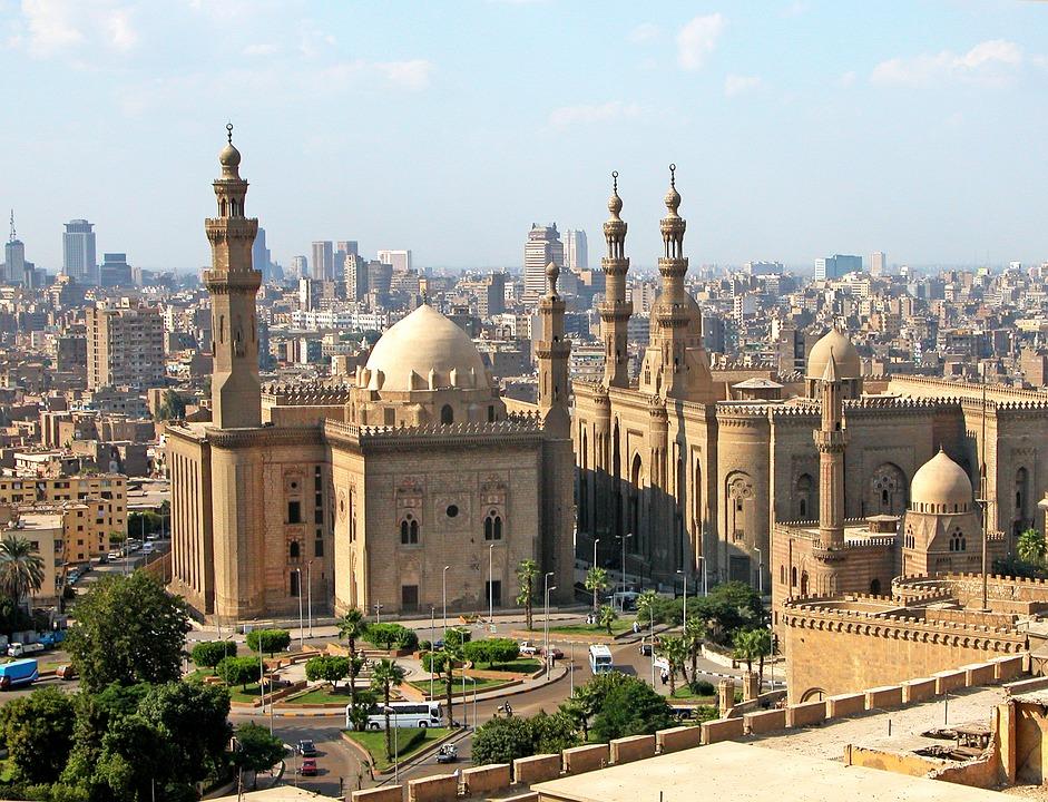 Cairo Mosque, Pixabay