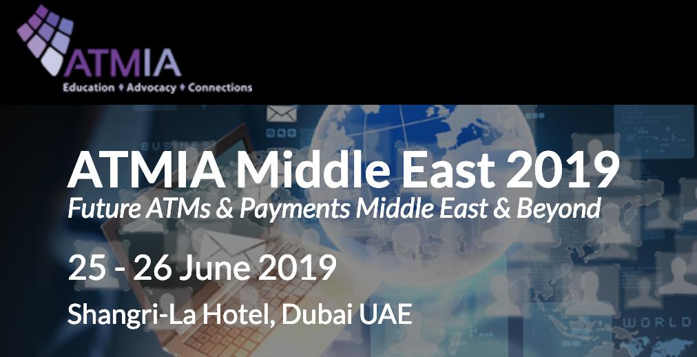 ATMIA Middle East 2019