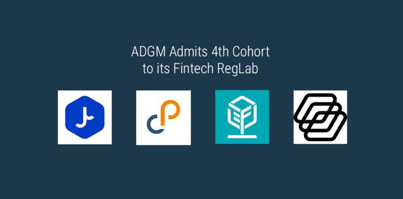 4 new Fintech Startups Selected for Abu Dhabi Regulatory Lab