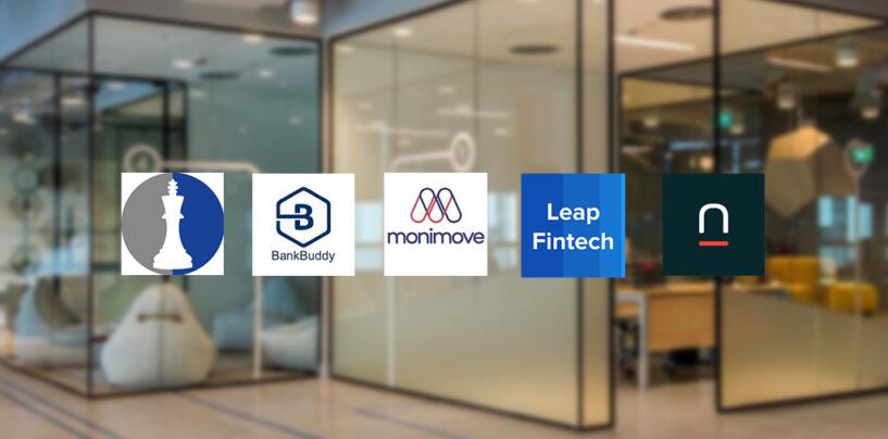 The First to Certify 5 FinTech Startups Under API Sandbox Program