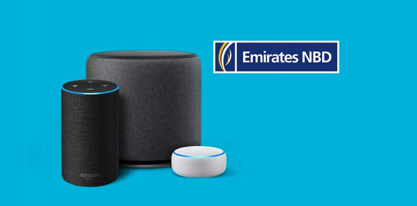 Emirates NBD to Launch Voice Banking Through Amazon Alexa