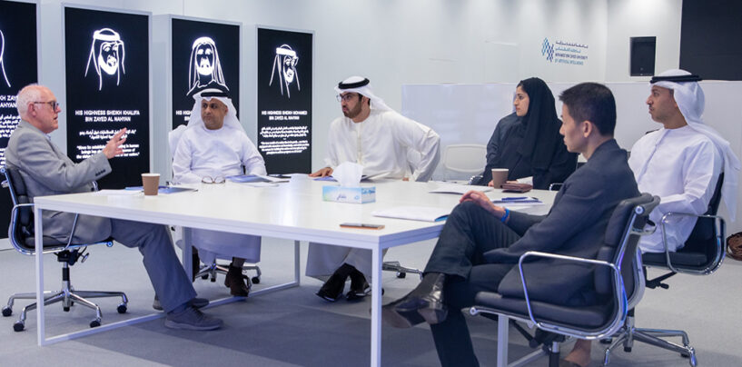 Over 1,000 Applications for First Artificial Intelligence Masters and PhDs in Abu Dhabi