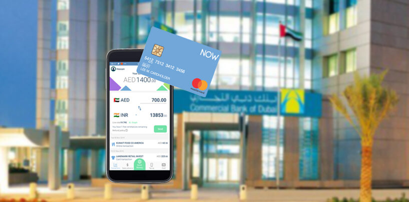Commercial Bank of Dubai Partners with NOW Money to Target Low-Income Customers