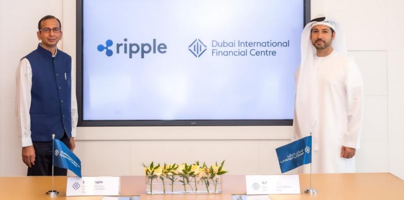 Ripple Sets Up Regional Headquarters in Dubai