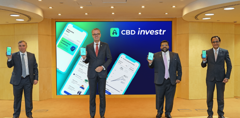 Commercial Bank of Dubai Launches Robo-Advisory Investment App With InvestSuite
