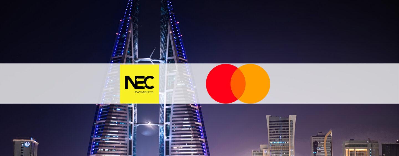 NEC Payments Joins Mastercard Fintech Express Programme as Global Partner