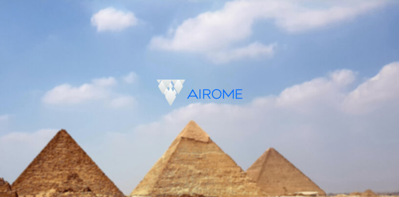 Airome Technologies Expands to the MENA Region Through Finvent Solutions' Partnership