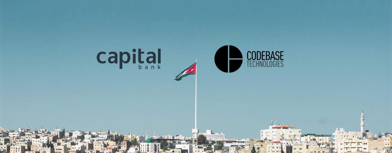 Capital Bank Selects Codebase to Build New Digital Banks in Jordan and Iraq