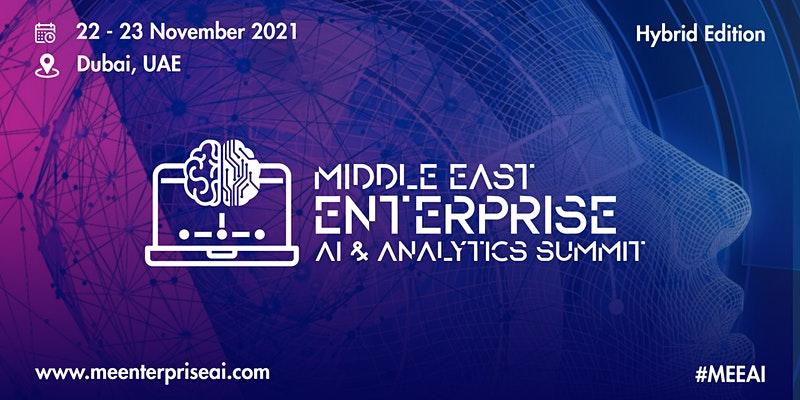 Middle East Enterprise AI & Analytics Summit