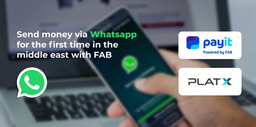 Payit and PLATX Launch UAE's First WhatsApp-Enabled Payment Solution